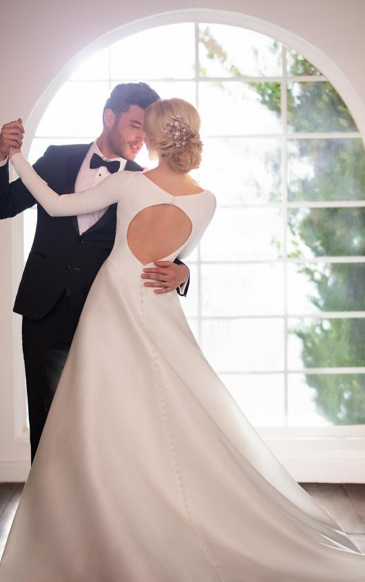 San Francisco Long Sleeve Wedding Dresses