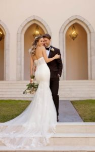Bay Area Lace Wedding Dress