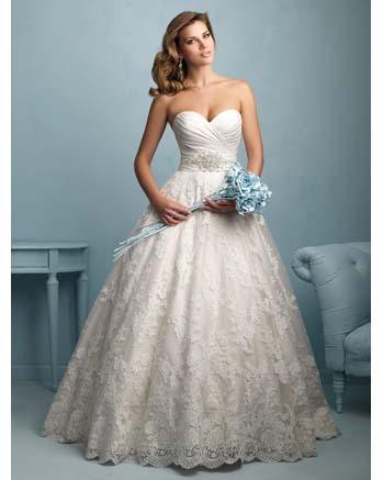 Allure Bridal 9202