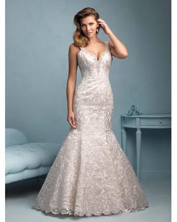 Allure Bridal 9203