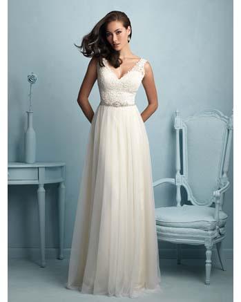 Allure Bridal 9205
