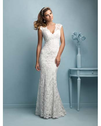Allure Bridal 9206