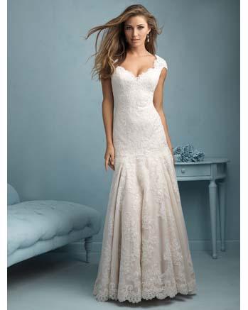 Allure Bridal 9208