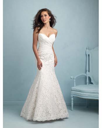 Allure Bridal 9210