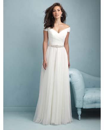Allure Bridal 9211