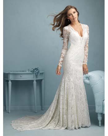 Allure Bridal 9213