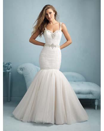 Allure Bridal 9214