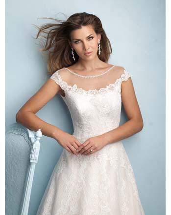 Allure Bridal 9222