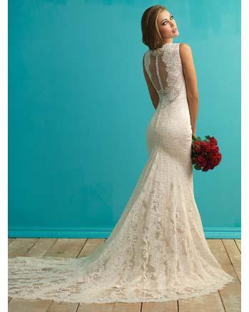 Allure Bridal 9253