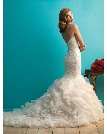 Allure Bridal 9254