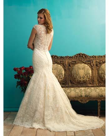 Allure Bridal 9255