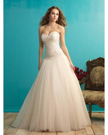 Allure Bridal 9256