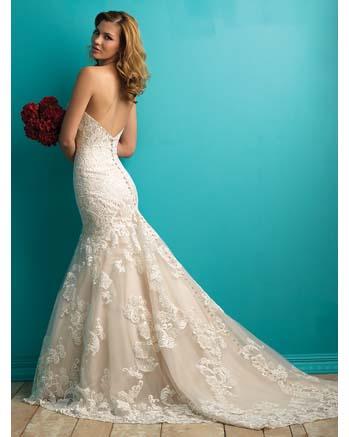 Allure Bridal 9257