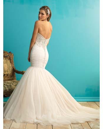 Allure Bridal 9258