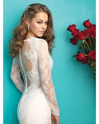 Allure Bridal 9260