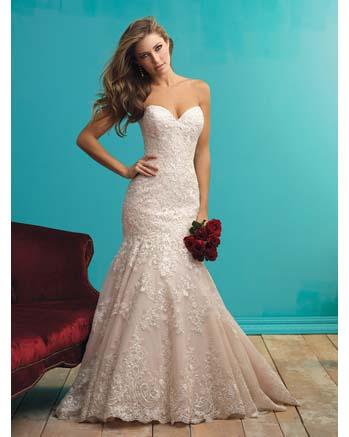 Allure Bridal 9261