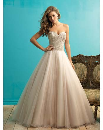 Allure Bridal 9262