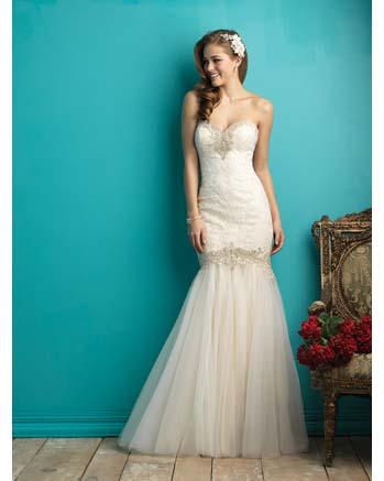 Allure Bridal 9263