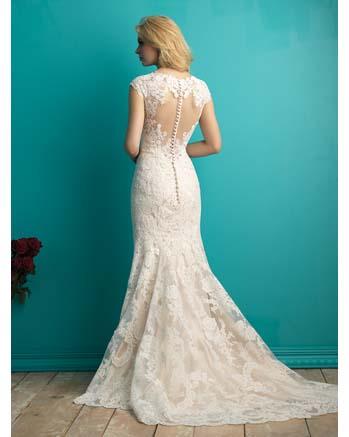 Allure Bridal 9264