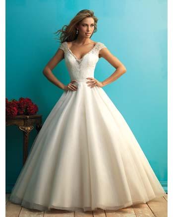 Allure Bridal 9265
