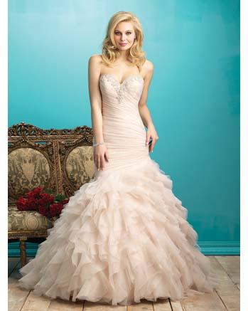 Allure Bridal 9267