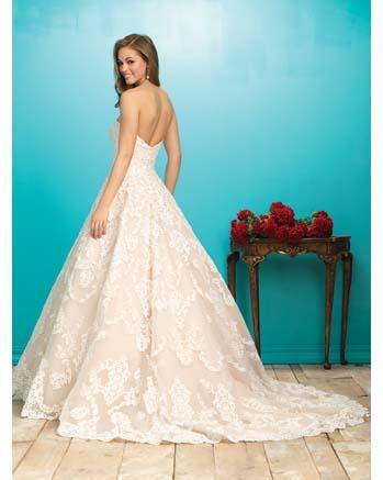 Allure Bridal 9268