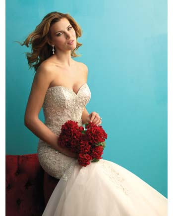 Allure Bridal 9275