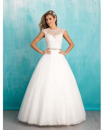 Allure Bridal 9301