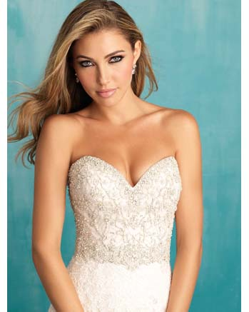 Allure Bridal 9305