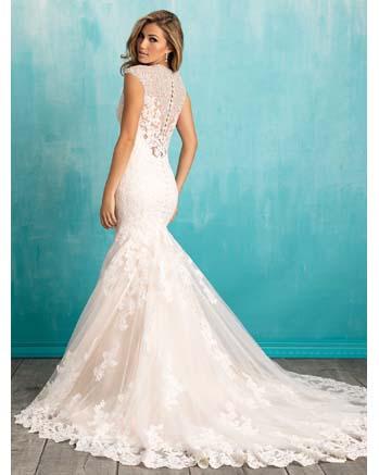 Allure Bridal 9307