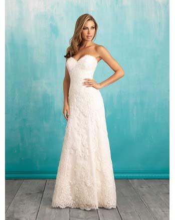 Allure Bridal 9309