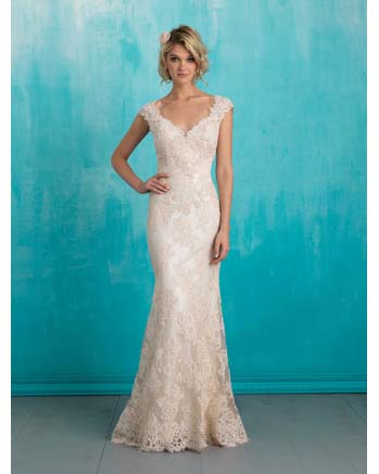 Allure Bridal 9313