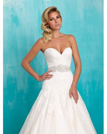 Allure Bridal 9314
