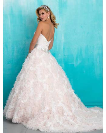 Allure Bridal 9315