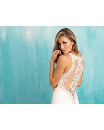 Allure Bridal 9316