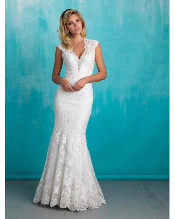 Allure Bridal 9318