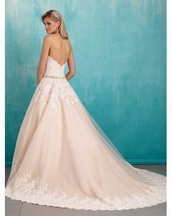 Allure Bridal 9319
