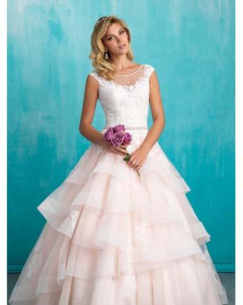 Allure Bridal 9321