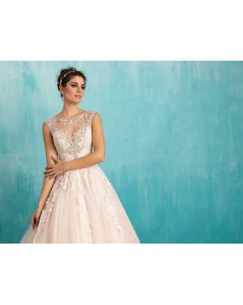 Allure Bridal 9323