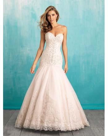 Allure Bridal 9325