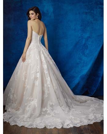 Allure Bridal AB9353