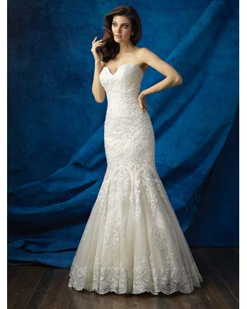 Allure Bridal AB9361