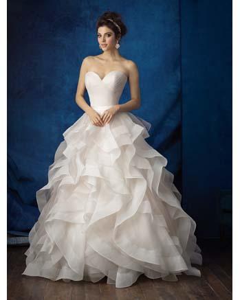 Allure Bridal AB9375