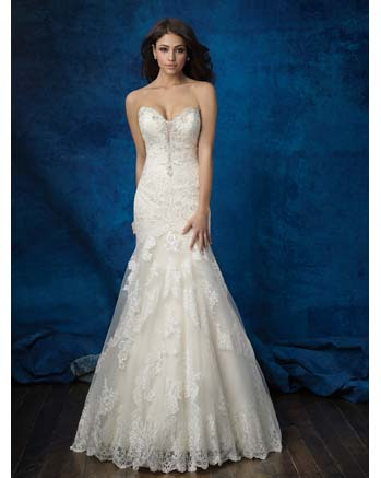 Allure Bridal AB9376