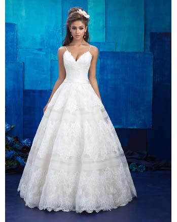 Allure Bridal 9400