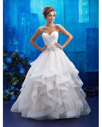 Allure Bridal 9408