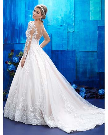Allure Bridal 9411