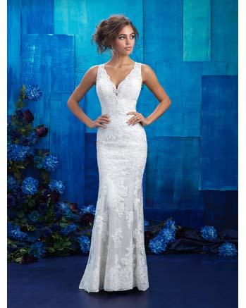 Allure Bridal 9415