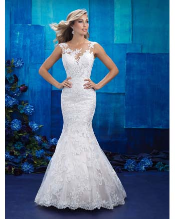 Allure Bridal 9422