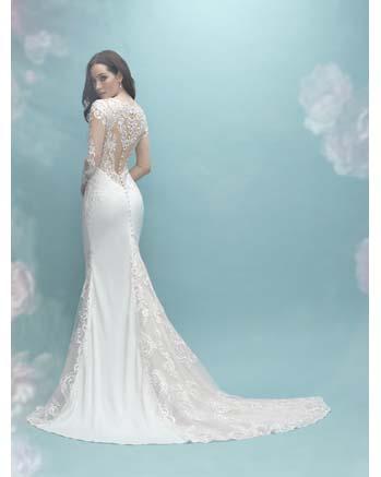 Allure Bridal 9453